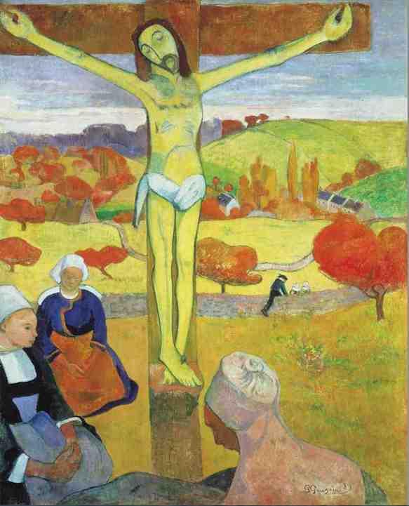 the Yellow Christ gauguin.jpg